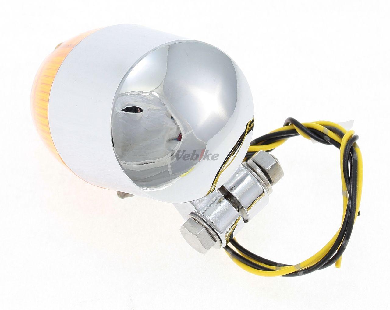 【KIJIMA】CB72P型式方向燈(2個組) - 「Webike-摩托百貨」