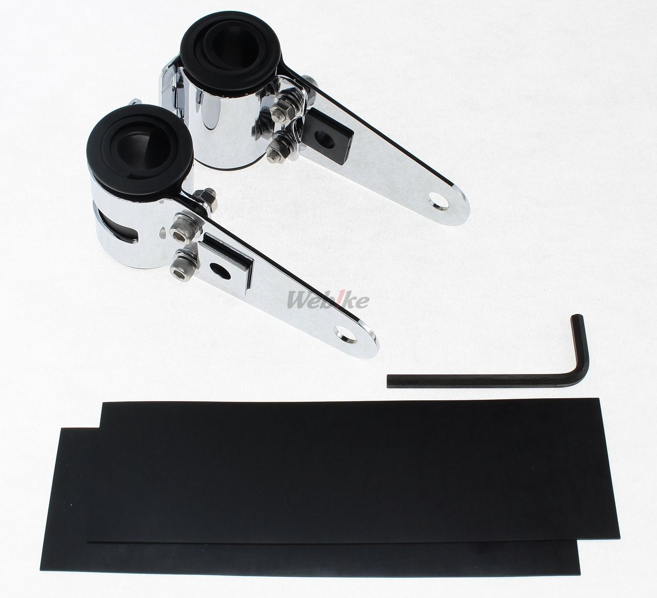 【KIJIMA】鋼製頭燈支架 - 「Webike-摩托百貨」