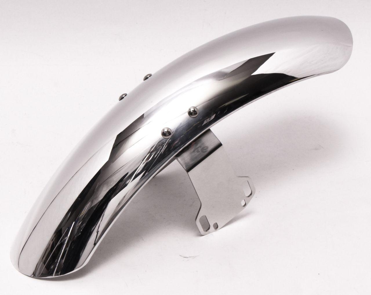 【WM】中短版鋁合金前土除 - 「Webike-摩托百貨」