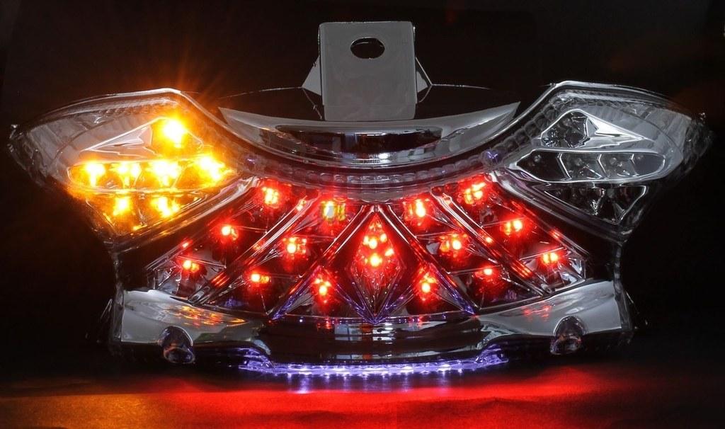 【KIJIMA】LED尾燈總成(含方向燈) - 「Webike-摩托百貨」