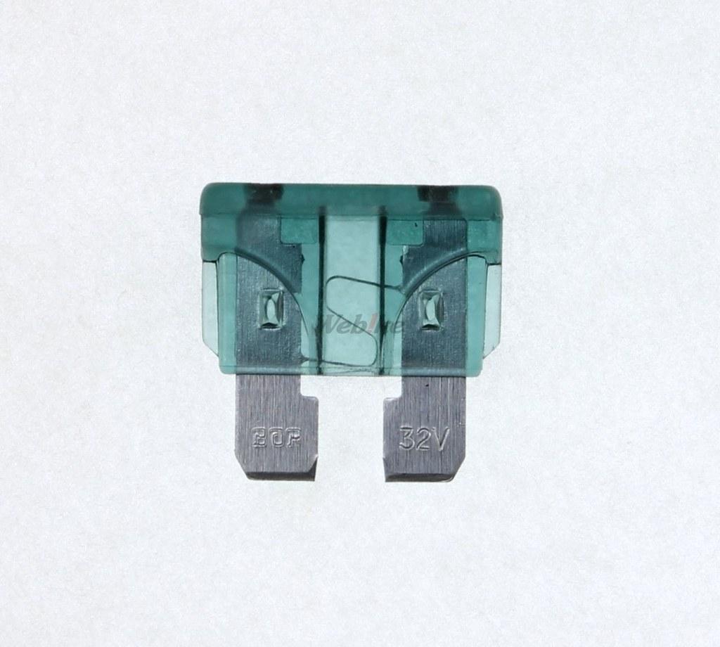 【KIJIMA】1A 保險絲 - 「Webike-摩托百貨」