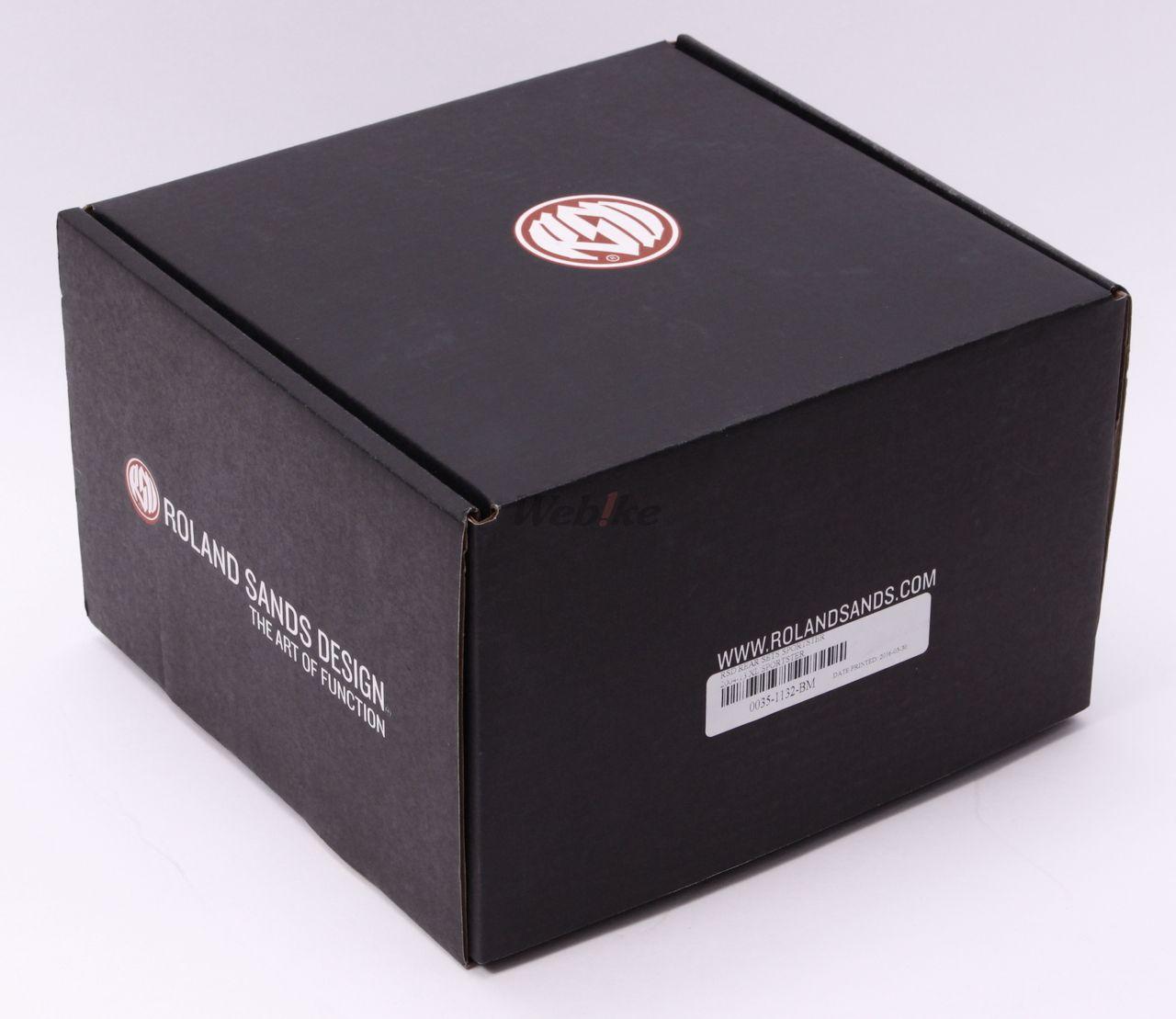 【RSD Roland Sands Design】腳踏後移套件 (REARSETS/對比色) - 「Webike-摩托百貨」