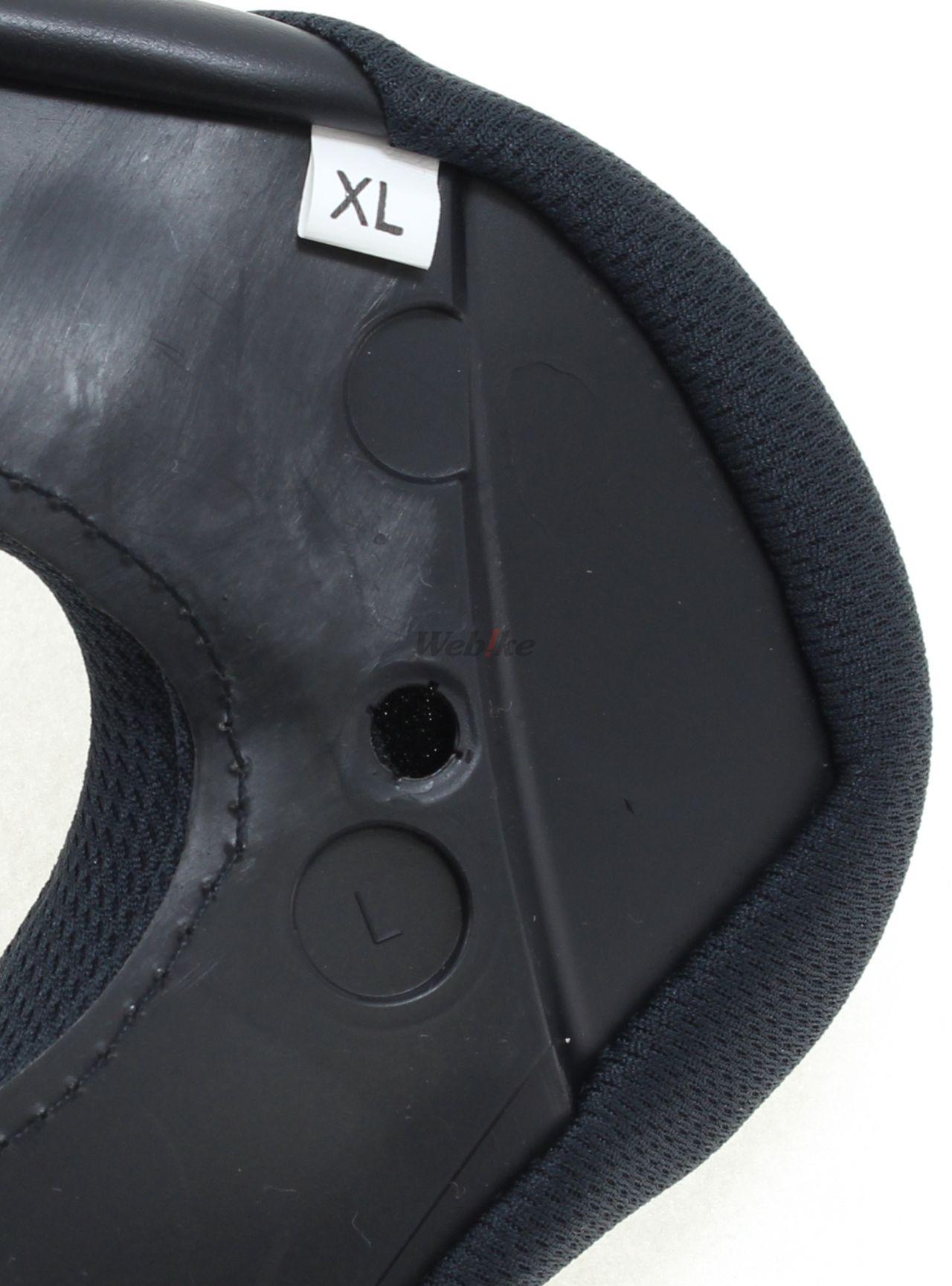 【OGK KABUTO】VALER 安全帽 面頰墊組 - 「Webike-摩托百貨」