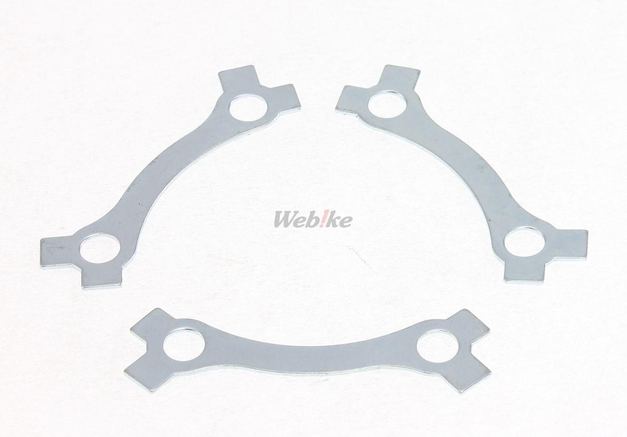 【DOREMI COLLECTION】6孔煞車碟盤專用墊片 - 「Webike-摩托百貨」