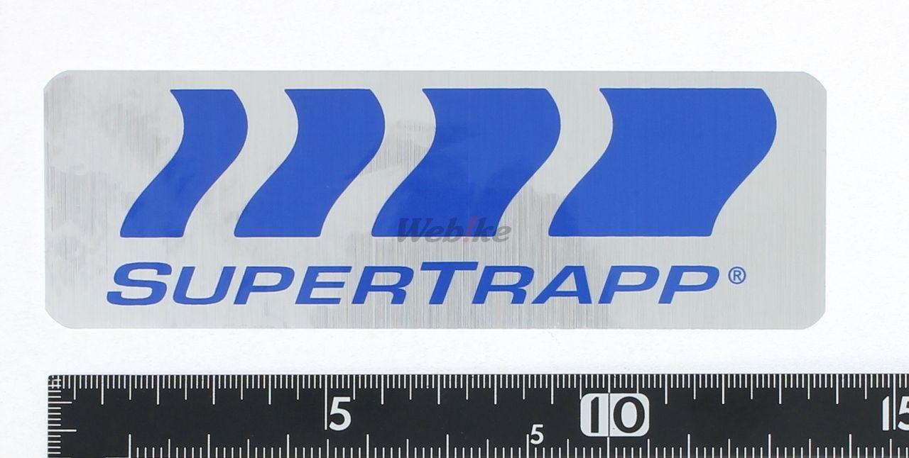 【SUPER TRAPP】貼紙 - 「Webike-摩托百貨」