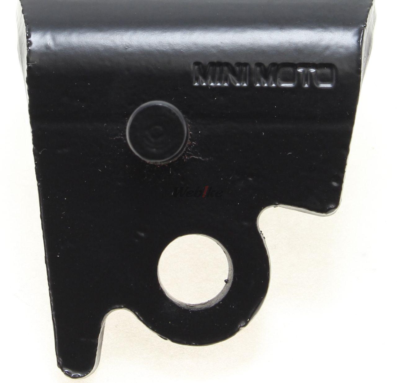 【MINIMOTO】Monkey腳踏後移用Step-less 安裝支架 - 「Webike-摩托百貨」
