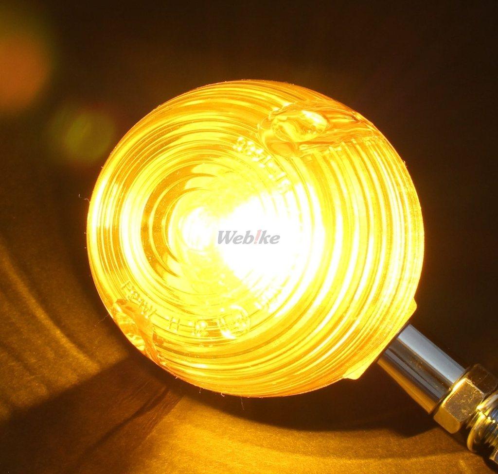 【DOREMI COLLECTION】雞蛋型型方向燈 - 「Webike-摩托百貨」