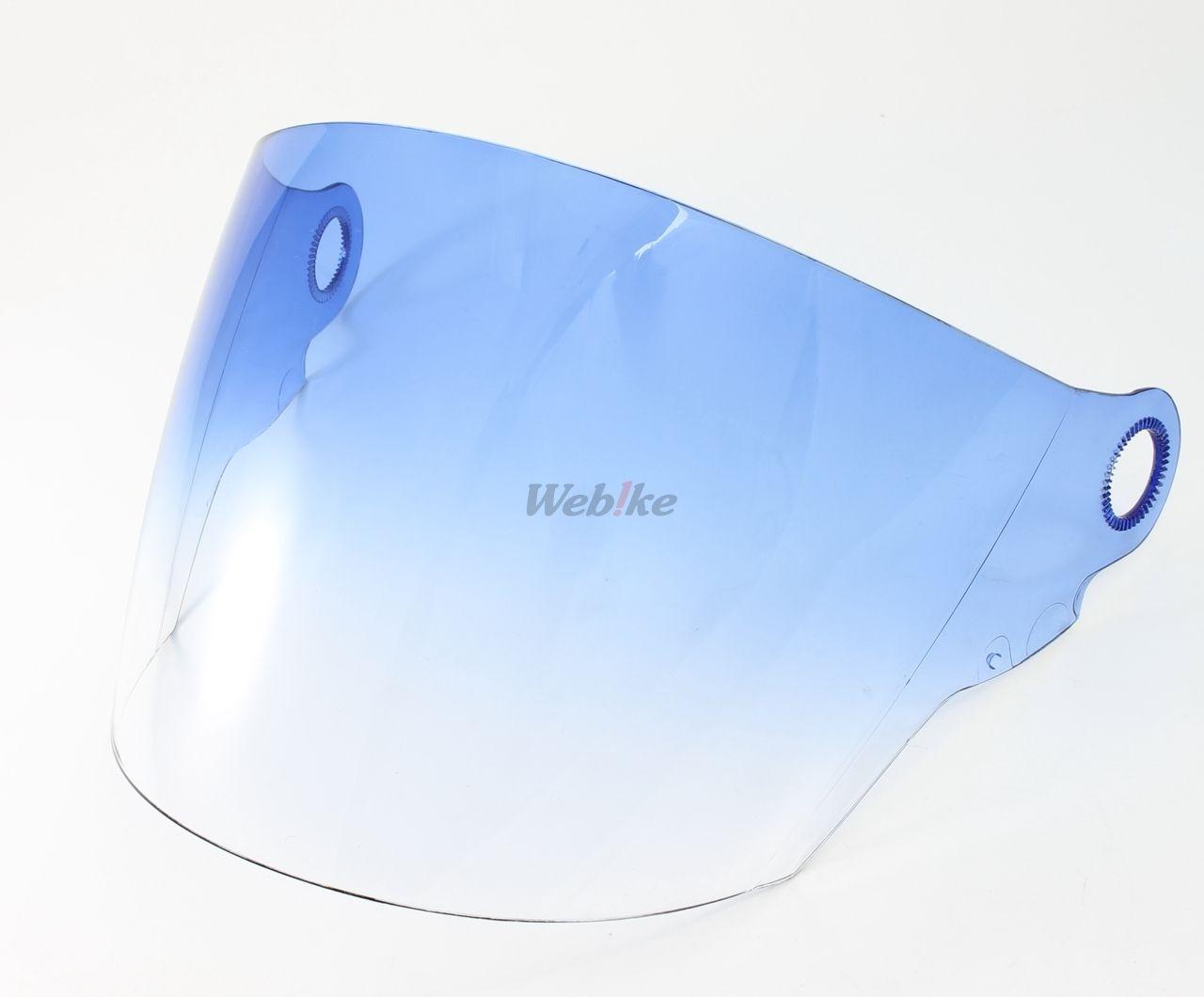 【OGK KABUTO】TELEOS-2 漸層安全帽鏡片 - 「Webike-摩托百貨」