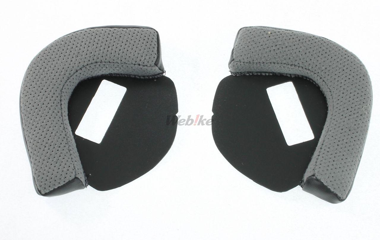 【OGK KABUTO】BOB-B 安全帽 面頰墊 - 「Webike-摩托百貨」