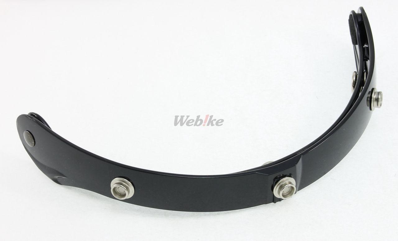 【OGK KABUTO】安全帽鏡片上掀轉接座 - 「Webike-摩托百貨」