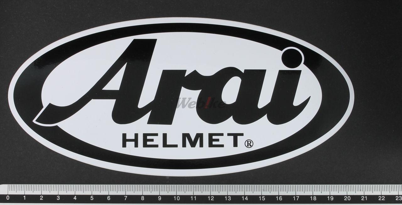 【Arai】ARAI 貼紙 - 「Webike-摩托百貨」