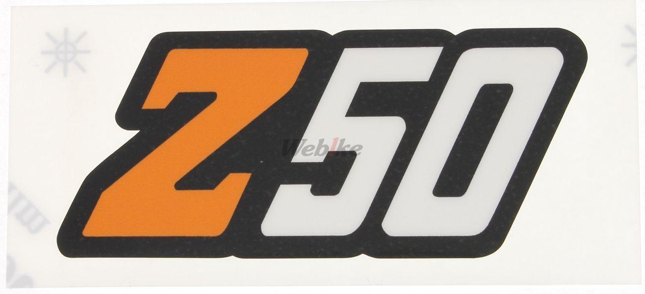 【MINIMOTO】Monkey4L油箱貼紙Z50J1 Type 3M製 - 「Webike-摩托百貨」