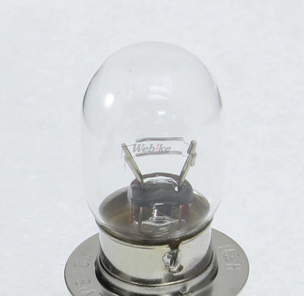 【M&H】頭燈燈泡 T19 P15D25-1 - 「Webike-摩托百貨」