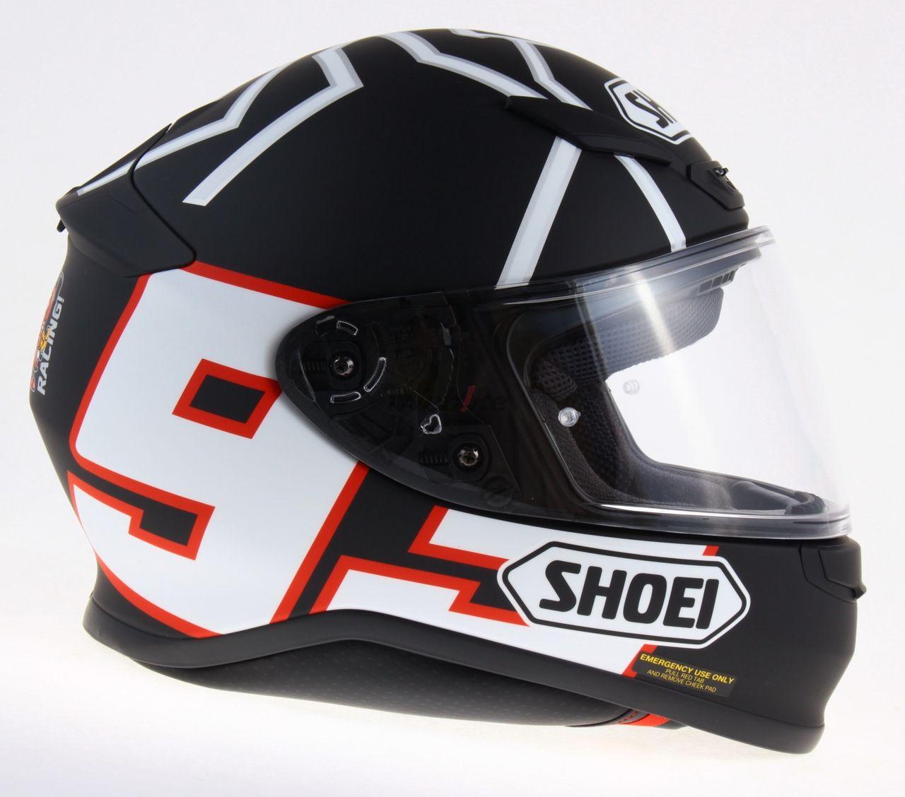 【SHOEI】Z-7 MARQUEZ BLACK ANT 全罩式安全帽 - 「Webike-摩托百貨」