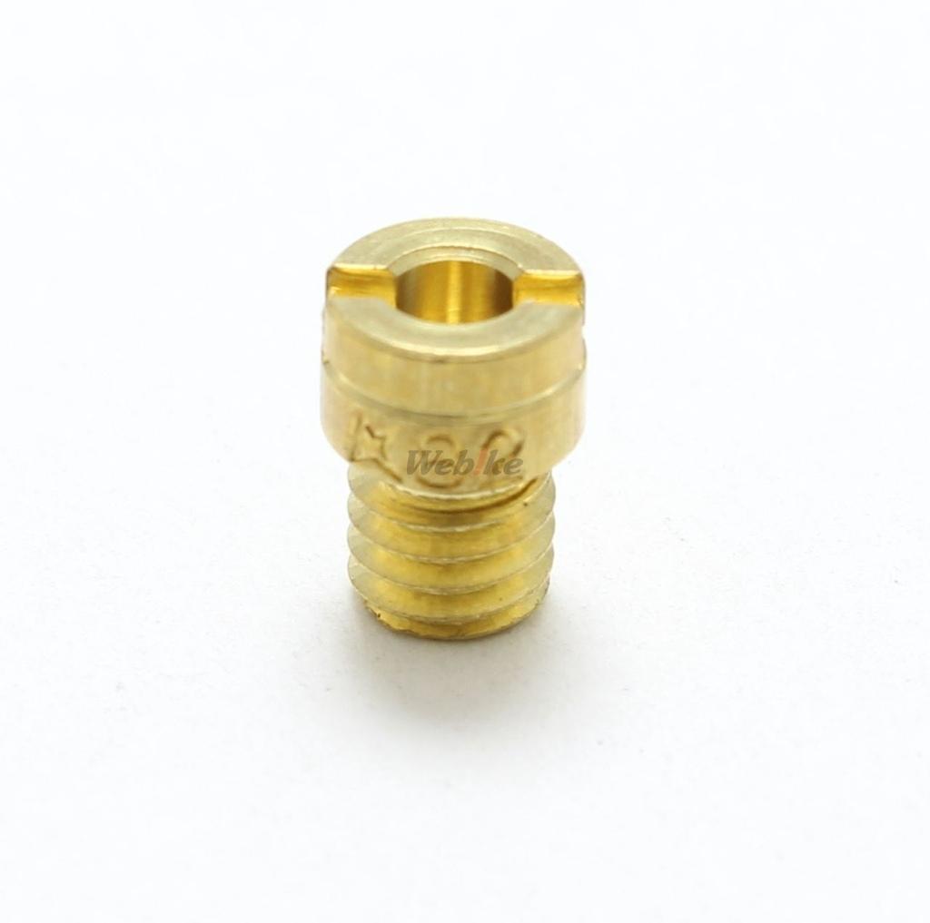 【KITACO】主油嘴 #82(Keihin化油器・圓型・小) - 「Webike-摩托百貨」