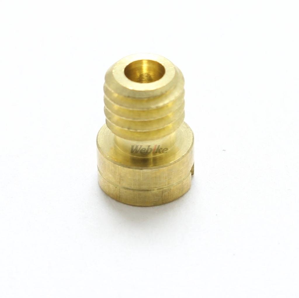 【KITACO】主油嘴 #105(Keihin化油器・圓型・大) - 「Webike-摩托百貨」