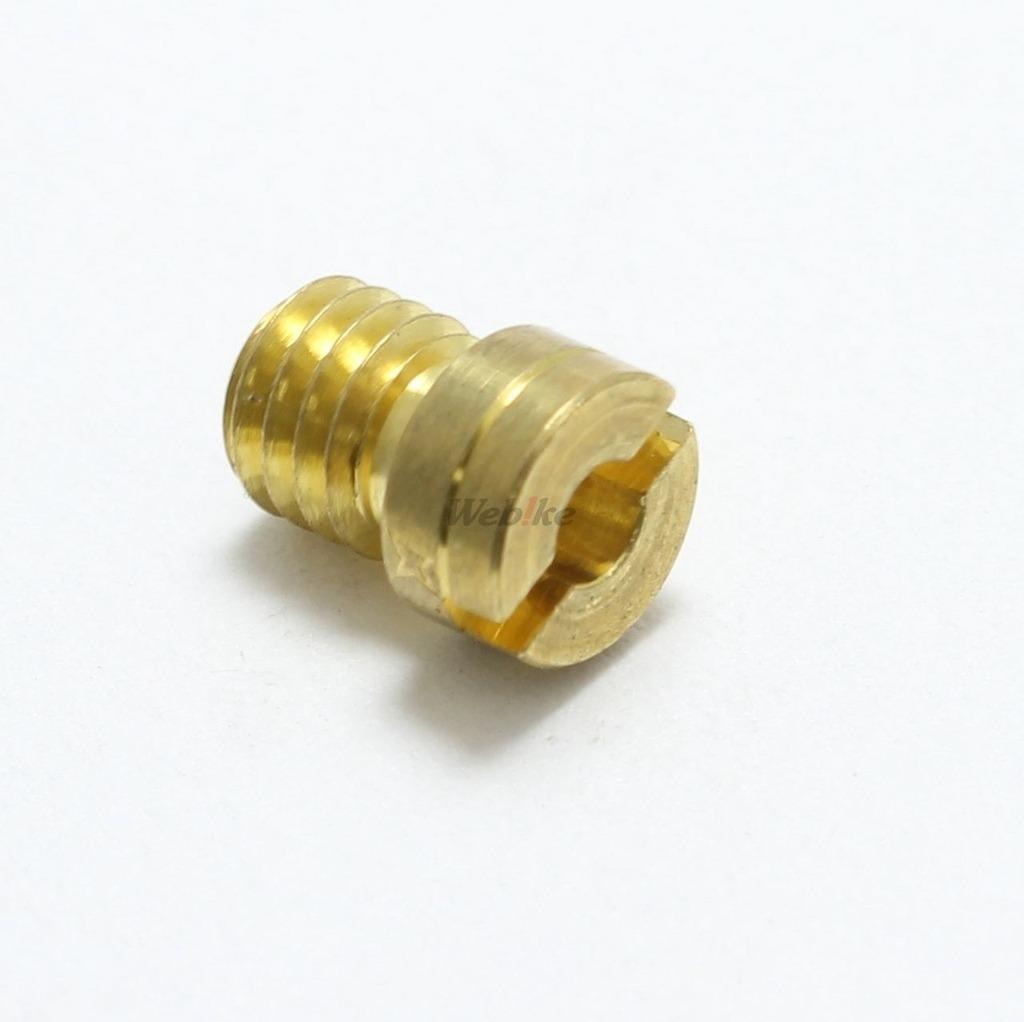 【KITACO】主油嘴 #110(Keihin化油器・圓型・大) - 「Webike-摩托百貨」