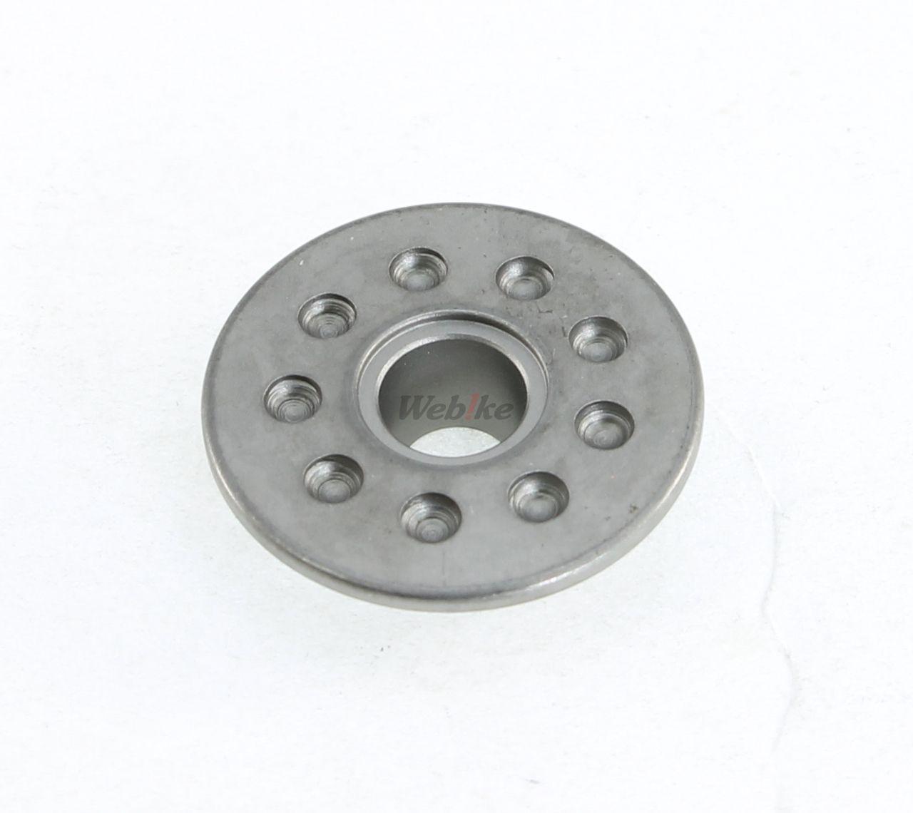 【KITACO】ULTRA-SE Steel 氣門彈簧座 - 「Webike-摩托百貨」