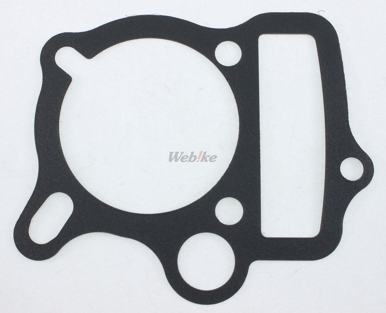 【CF POSH】橡膠塗層 金屬汽缸下墊片 - 「Webike-摩托百貨」