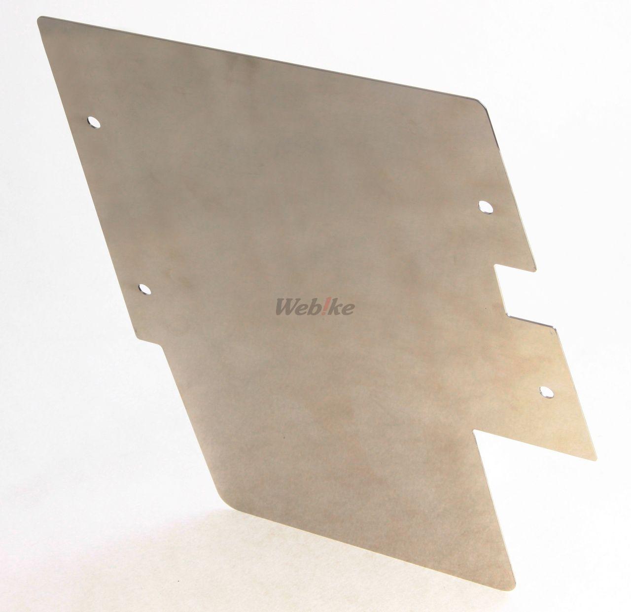 【POSH】不銹鋼擋泥板 - 「Webike-摩托百貨」