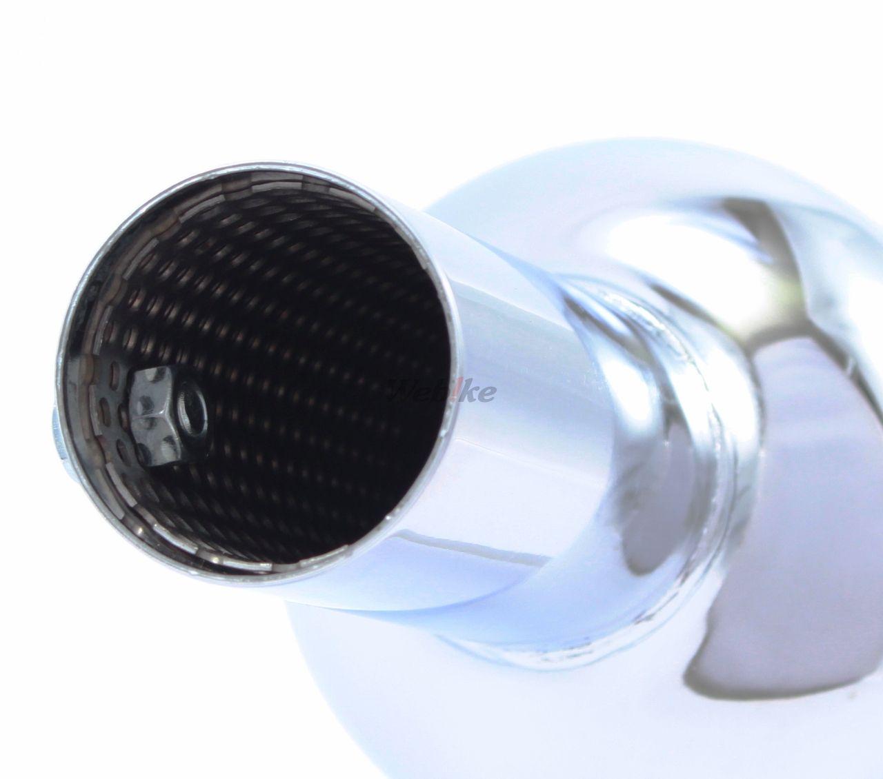 【POSH】Cabton款式排氣管 - 「Webike-摩托百貨」