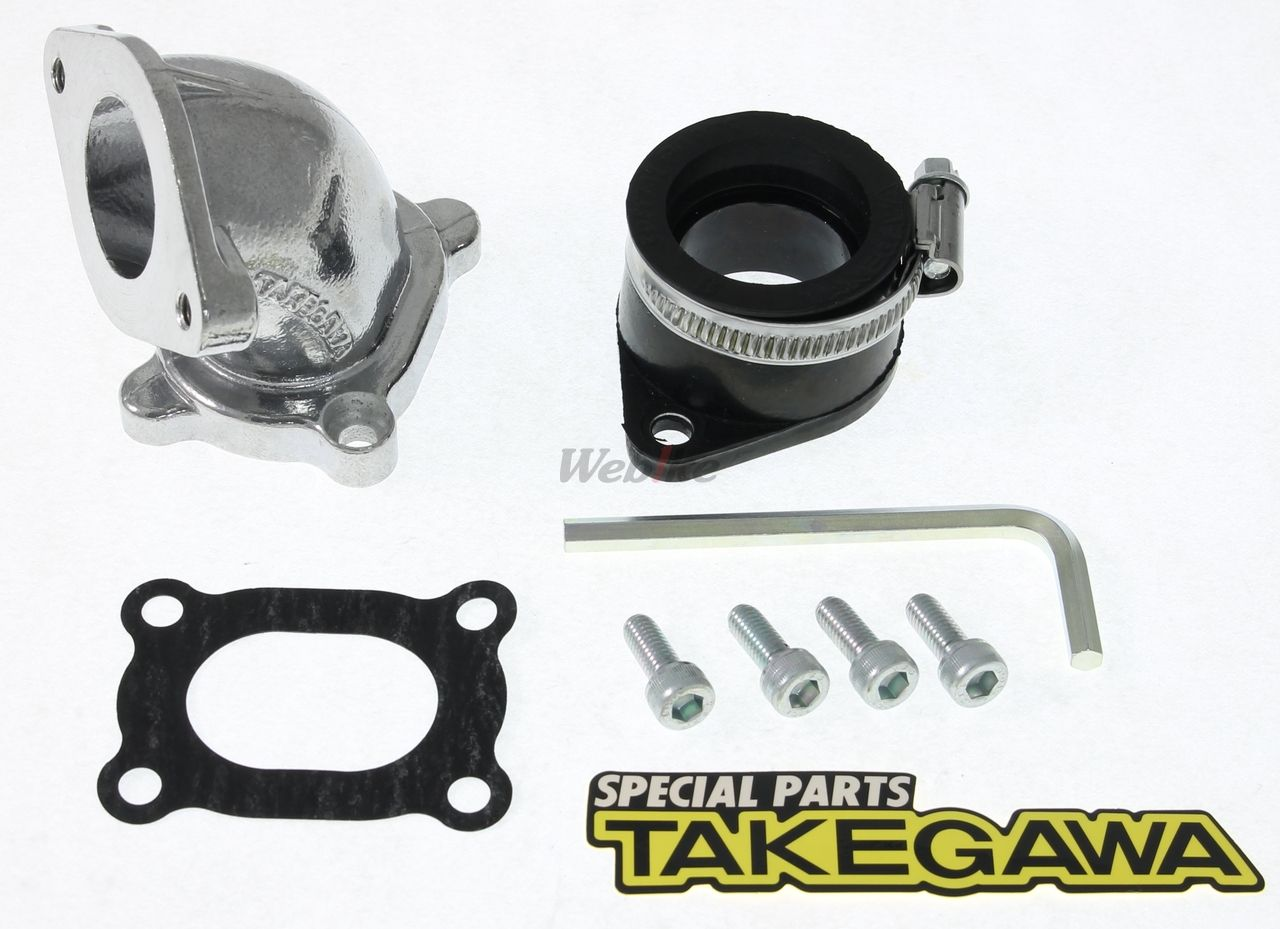 Keihin Pe28 Big Carburetor Kit Manifold Set Kawasaki Ksr110 Carburator Pe 28 Description Product Details