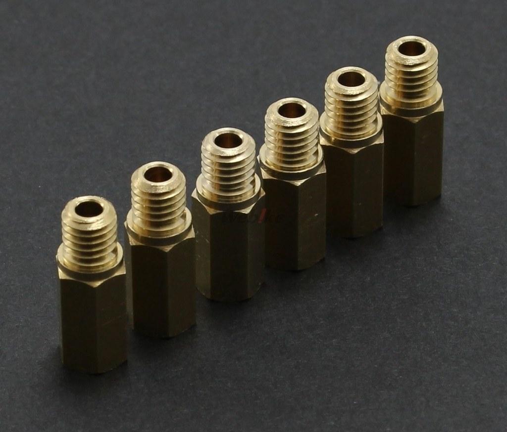 【POSH】KEIHIN PE24/28/PWK28/FCR 化油器用主油嘴 - 「Webike-摩托百貨」