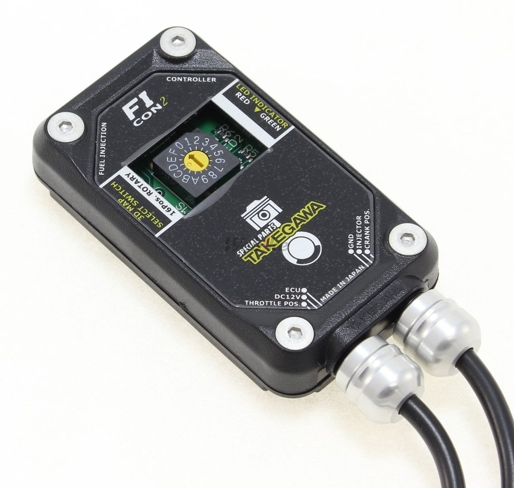 【SP武川】FI CON2 噴油控制器套件 - 「Webike-摩托百貨」