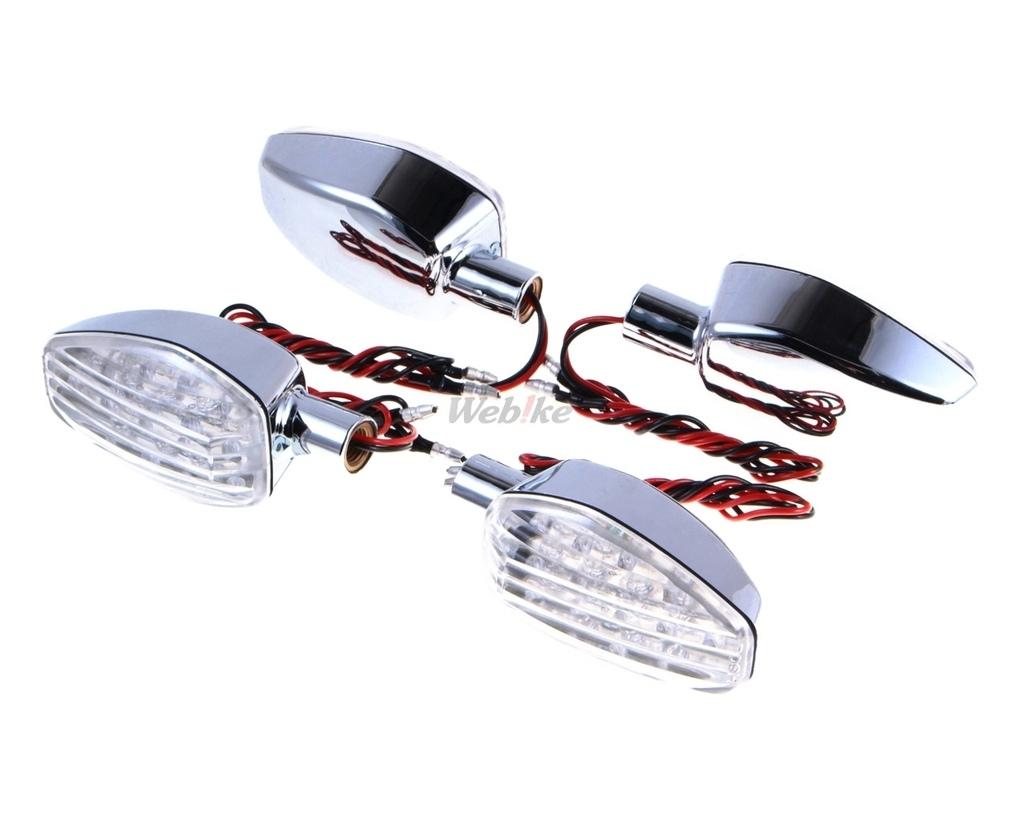 【POSH】輕量化 LED 方向燈車種專用組 - 「Webike-摩托百貨」