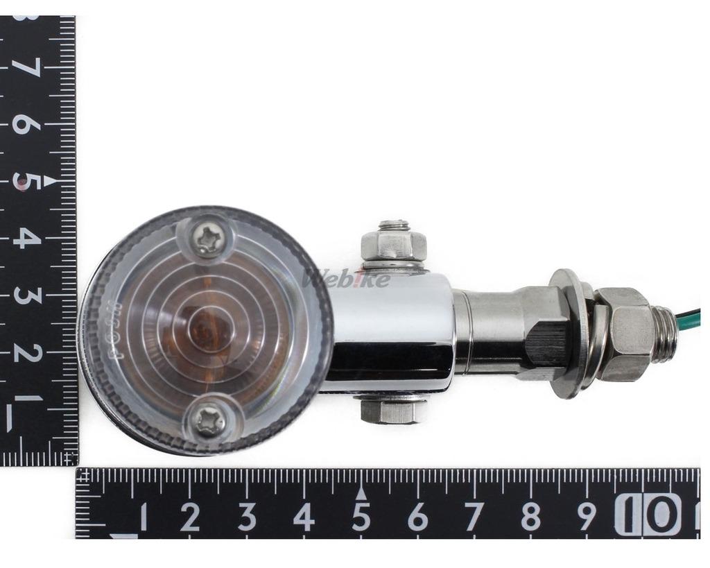 【POSH】Type 71方向燈(車種專用) - 「Webike-摩托百貨」