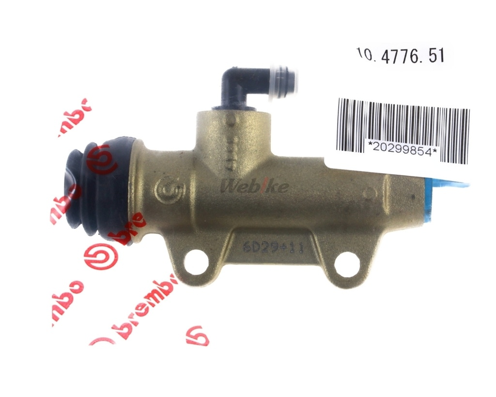 【brembo】後煞車主缸 PS11 - 「Webike-摩托百貨」