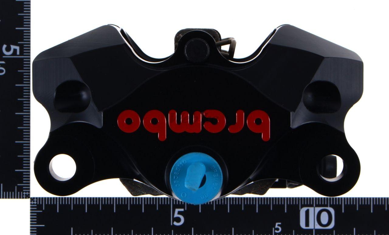 【brembo】後卡鉗套件 P2 84mm 黑色 - 「Webike-摩托百貨」
