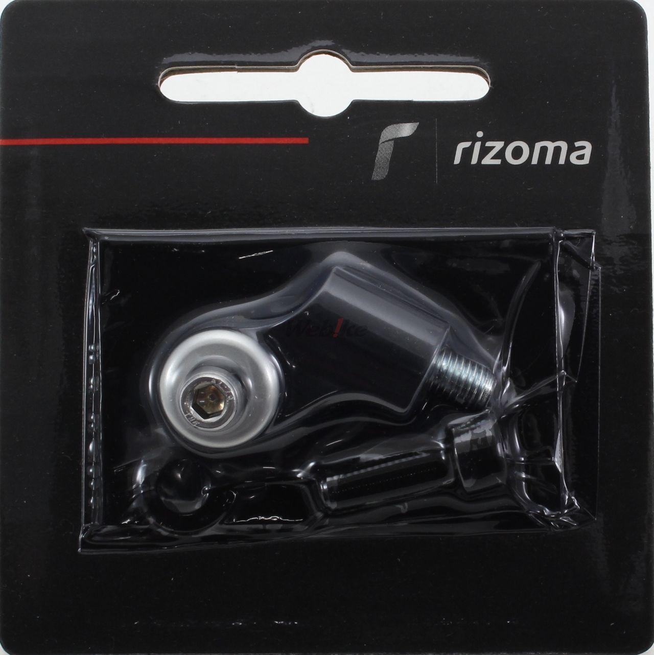 【RIZOMA】後視鏡用轉接座 - 「Webike-摩托百貨」