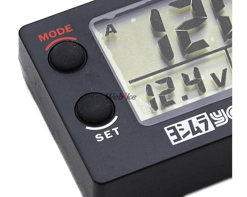 【YOSHIMURA】PRO-GRESS2 多功能溫度 儀表 - 「Webike-摩托百貨」