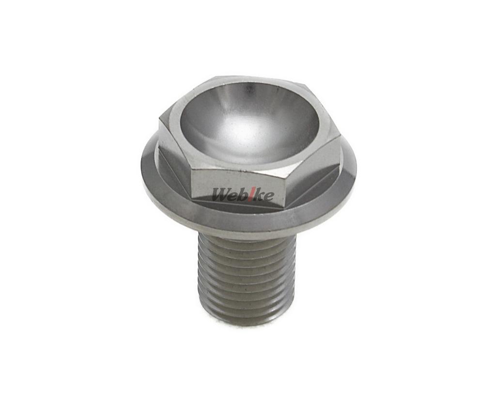 【PRO BOLT】螺絲 M14X1.5 pin Pro-Bolt 22mm 鈦合金【歐洲進口商品】 - 「Webike-摩托百貨」