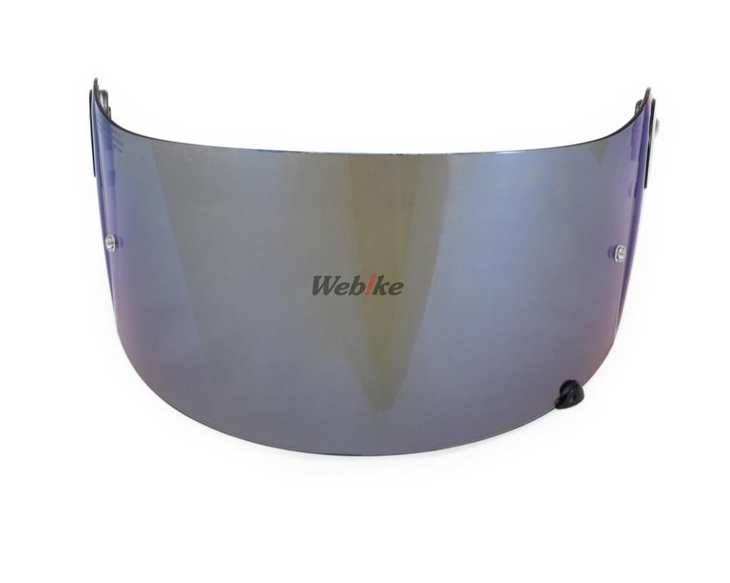 【OGK KABUTO】SAF-P 鏡面安全帽鏡片 - 「Webike-摩托百貨」