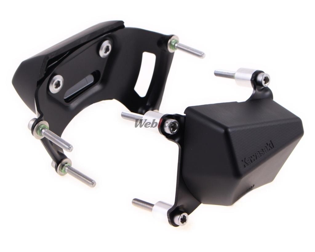 【KAWASAKI】引擎保護塊(防倒球) - 「Webike-摩托百貨」
