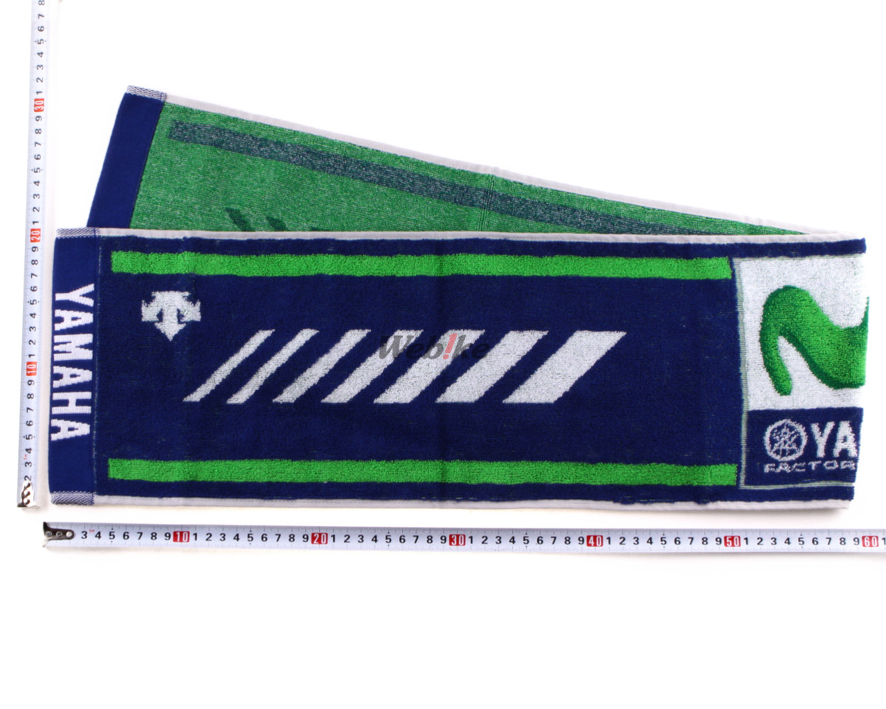 【YAMAHA】MotoGP movistar Team Towel 廠對毛巾 - 「Webike-摩托百貨」