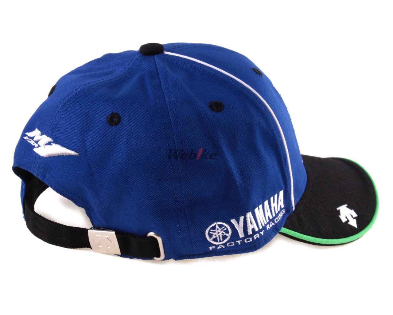 【YAMAHA】MotoGP movistar Team Cap 廠對帽子 - 「Webike-摩托百貨」