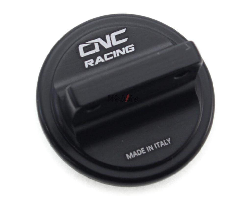 【CNC Racing】引擎機油蓋 CORSE - 「Webike-摩托百貨」