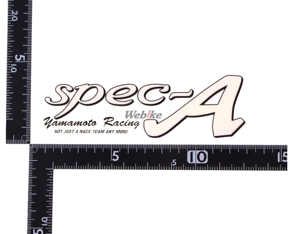 【YAMAMOTO RACING】貼紙組 - 「Webike-摩托百貨」