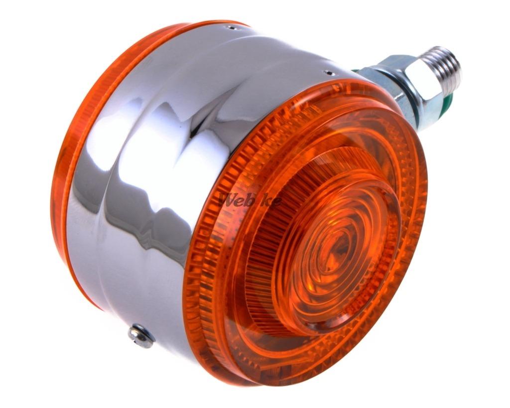 【MADMAX】Drum Type 橘色方向燈 - 「Webike-摩托百貨」