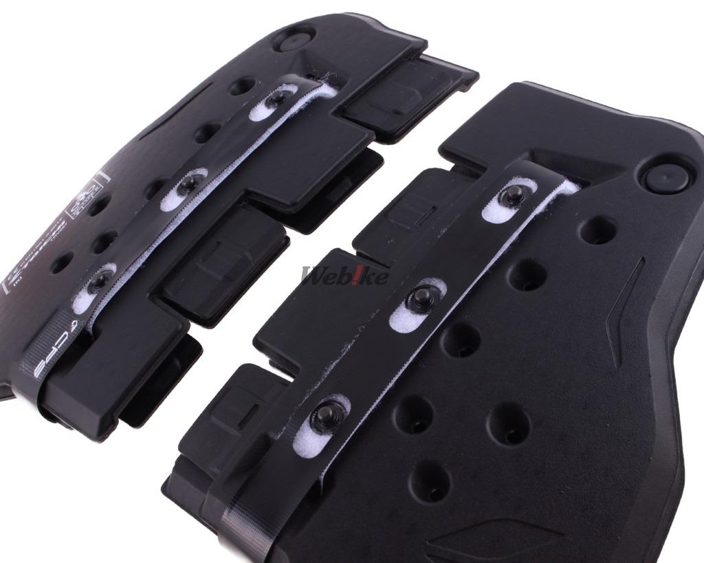 【RS TAICHI】TRV067 TECCELL 分離式 護胸【鈕扣型】 - 「Webike-摩托百貨」