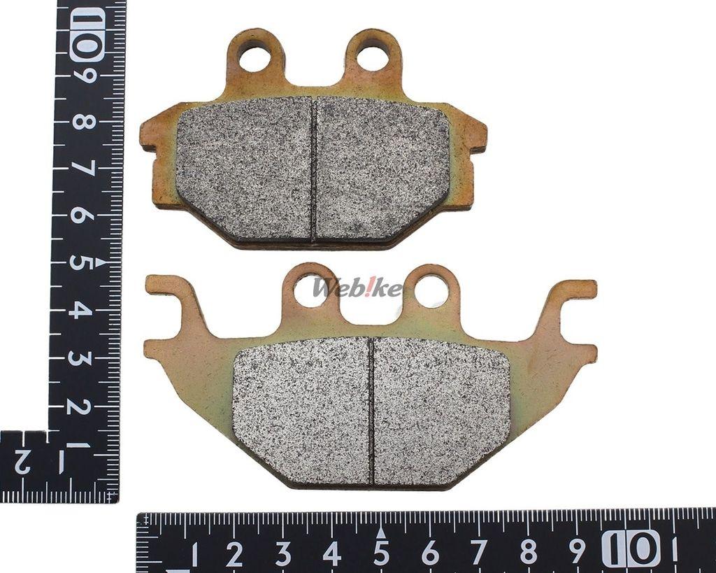 【Vesrah】Metal Pad Sintered 煞車來令片 - 「Webike-摩托百貨」