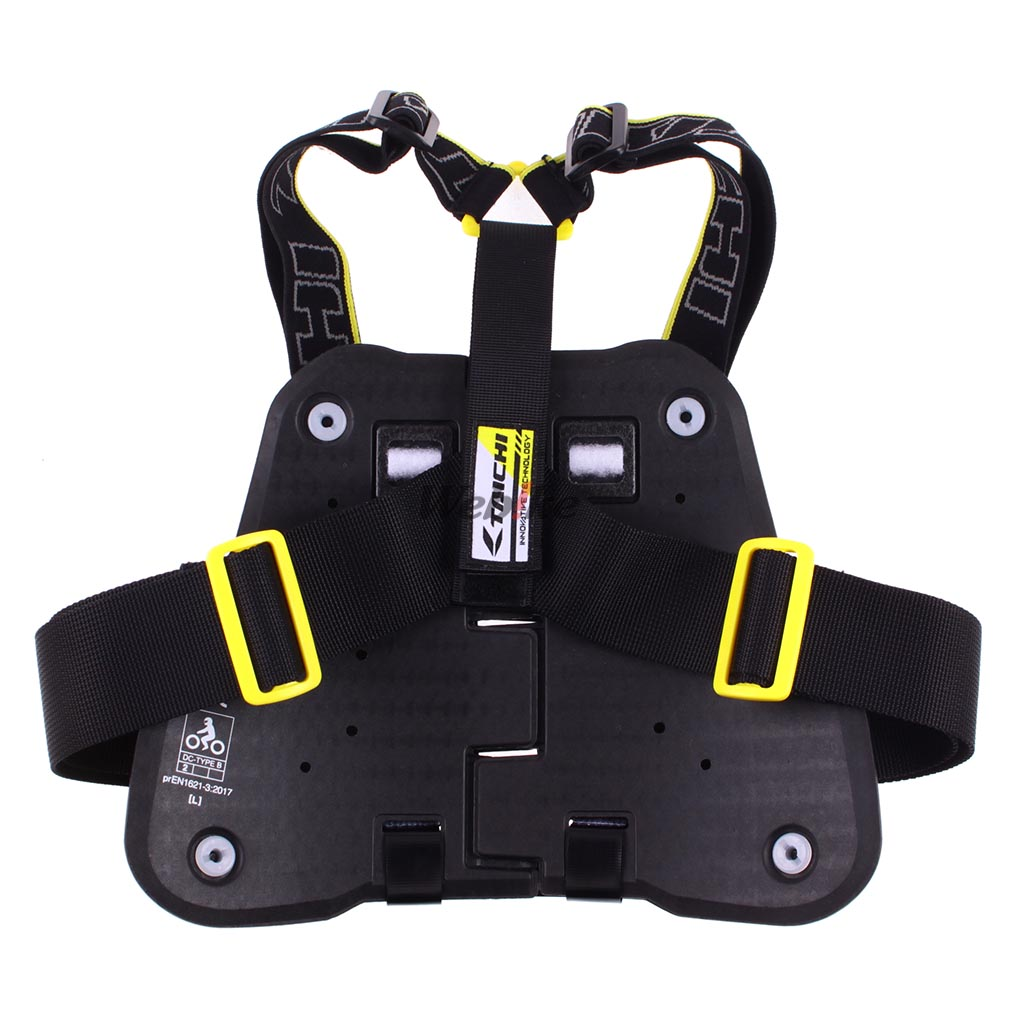 【RS TAICHI】TRV068 TECCELL 分離式 護胸【系帶型】 - 「Webike-摩托百貨」