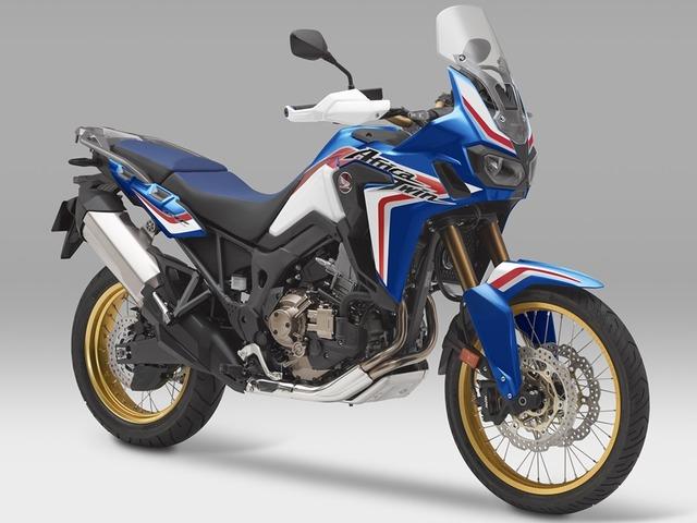 HONDA CRF1000L Africa Twin - Webike Indonesia