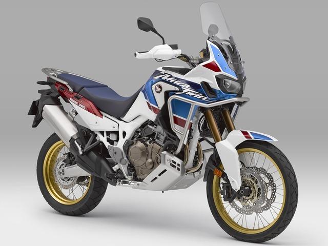 HONDA CRF1000L Africa Twin Adventure Sports - Webike Indonesia
