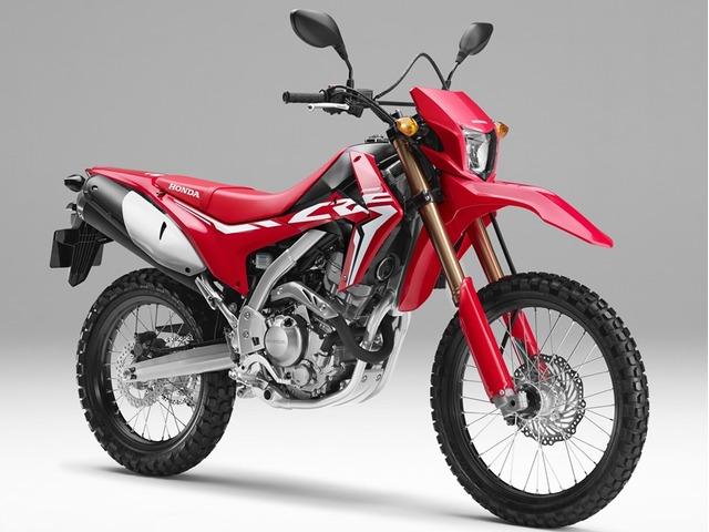 HONDA CRF250L - Webike Indonesia