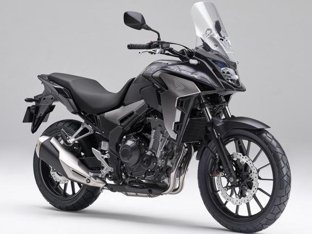 HONDA CB400X - Webike Indonesia