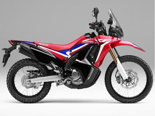 HONDA CRF250 RALLY - Webike Indonesia